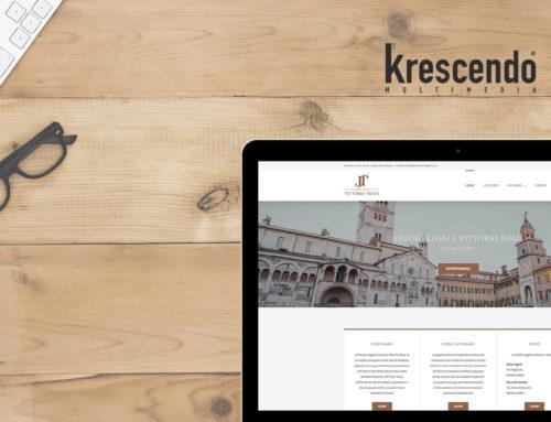 Nuovo Sito Targato Krescendo, online.
